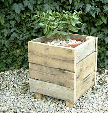 pallet-wood-planter