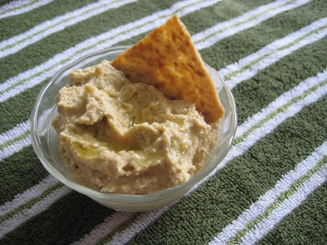 how to make jalapeno hummus