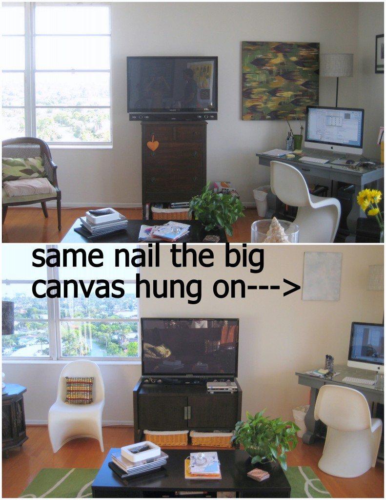 Living Room progress CRAFT