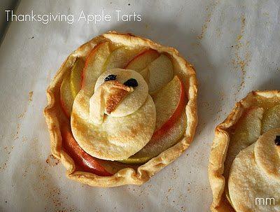 Thanksgiving snack ideas