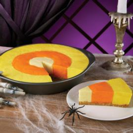 Cheesecake for fall