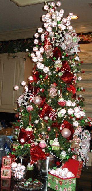 Christmas tree themes - C.R.A.F.T.