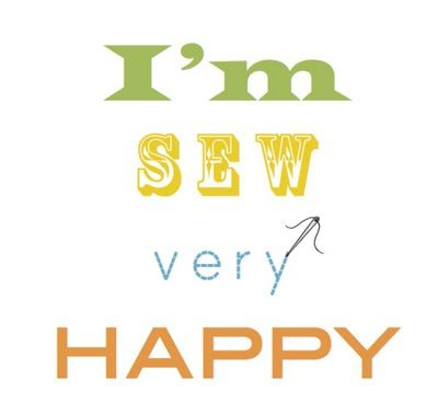 I'm sew very happy printable