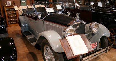 antique car museum ft. lauderdale