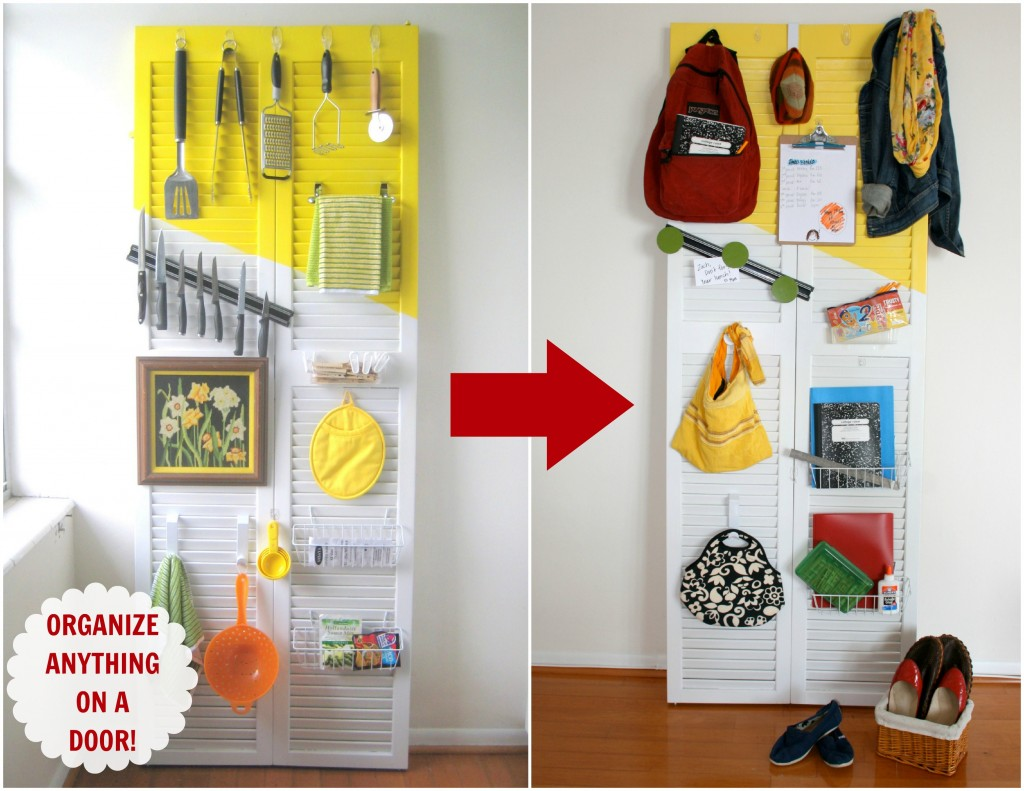 how to be organized