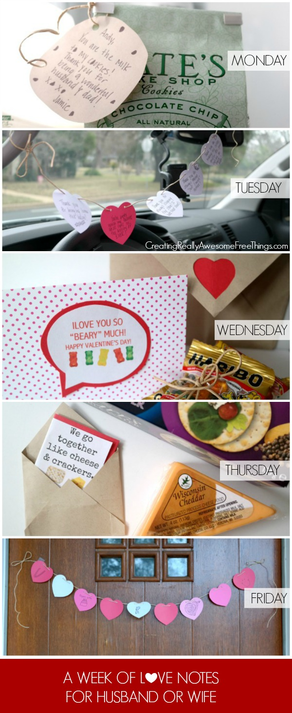 valentines ideas for your husband